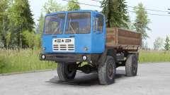 КАЗ-4540 Колхида для Spin Tires
