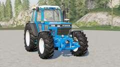 Ford 8630〡revised version для Farming Simulator 2017