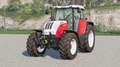 Steyr 6105 CVƬ для Farming Simulator 2017
