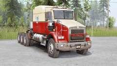 Kenworth T800 8x8 v1.3 для Spin Tires