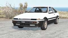 Toyota Sprinter Trueno GT-Apex (AE86) для BeamNG Drive