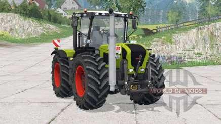 Claas Xerion 3300 Trac VC〡new real light для Farming Simulator 2015