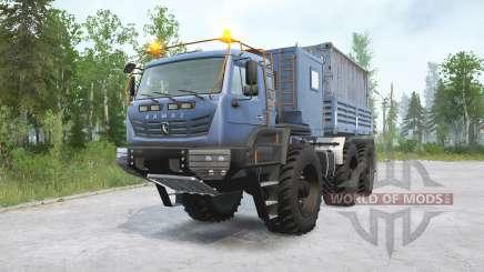 КамАЗ-6345 Арктика v1.2 для MudRunner