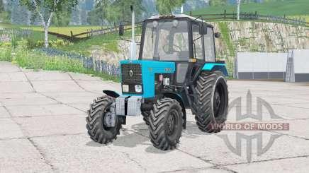 MTZ-82.1 Belarus〡traces of wheels для Farming Simulator 2015