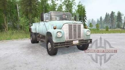 International Harvester Loadstar 1700 Crew Cab v1.1 для MudRunner