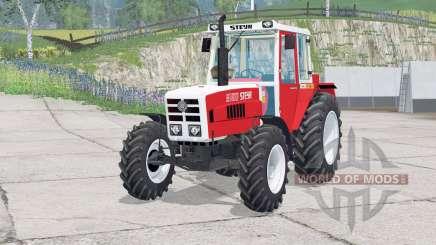 Steyr 8100A для Farming Simulator 2015
