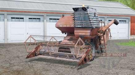 SK-5M Niva〡with equipment для Farming Simulator 2015
