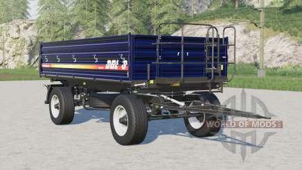 Metaltech DBL series для Farming Simulator 2017