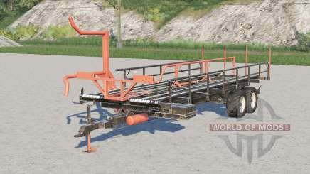 Ursus T-127 two-axle для Farming Simulator 2017