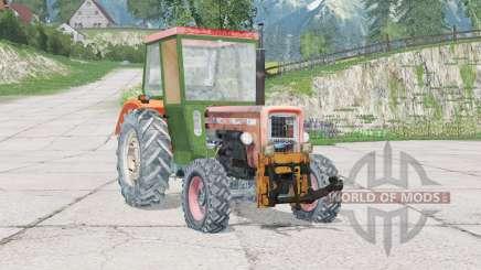 Ursus C-360〡hand brake для Farming Simulator 2015