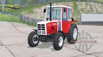 Steyr 8060A〡swing axle для Farming Simulator 2015