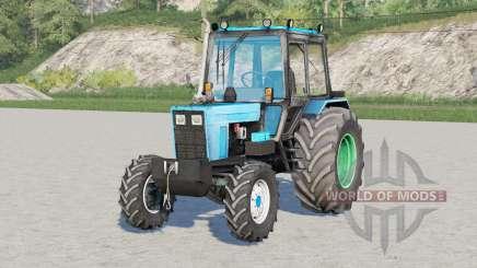 МТЗ-82 Бе᧘арус для Farming Simulator 2017