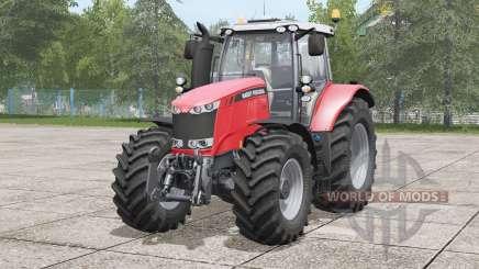 Massey Ferguson 7700 series〡design options для Farming Simulator 2017