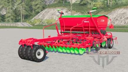 Unia Idea XL 3-2200〡seed drill для Farming Simulator 2017