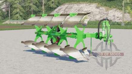 Moro Aratri QRV Raptor для Farming Simulator 2017