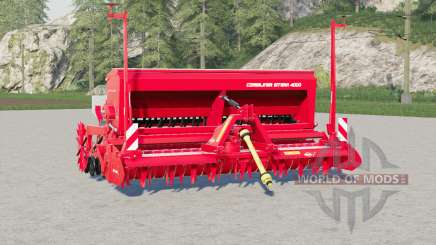 Kuhn Combiliner Sitera 4000 для Farming Simulator 2017