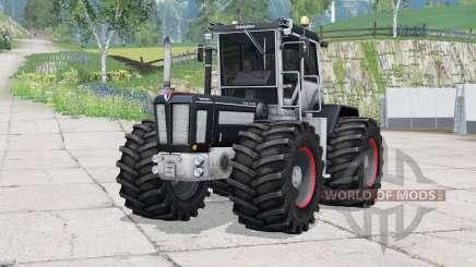 Schluter Super-Trac 2500 VL〡Bman Edition для Farming Simulator 2015