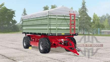Lomma ZDK 180Ձ для Farming Simulator 2017