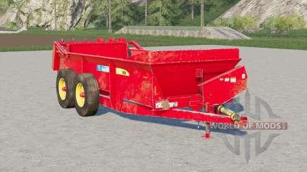 New Holland 185 для Farming Simulator 2017