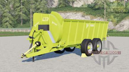 Vaschieri L160 для Farming Simulator 2017