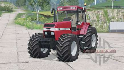 Case IH Magnum 7250〡slightly wider tires для Farming Simulator 2015