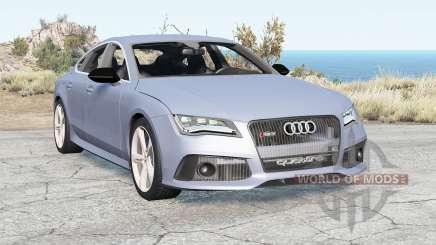 Audi RS 7 Sportback 2014 для BeamNG Drive