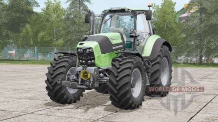 Deutz-Fahr Serie 7 TTV Agrotron〡visual extras для Farming Simulator 2017