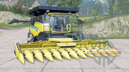 New Holland CR10.90〡graintank capacity 92000 liters для Farming Simulator 2015