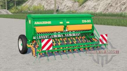 Amazone D9-30 Super для Farming Simulator 2017