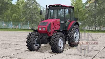 МТЗ-1523 Беларус〡возможность выбор колёс для Farming Simulator 2017