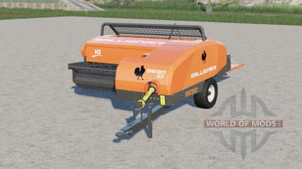 Gallignani 5690 S3 для Farming Simulator 2017