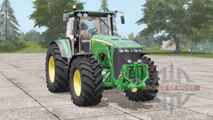 John Deere 8030 serieʂ для Farming Simulator 2017