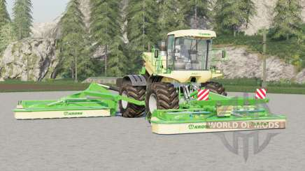 Krone BiG M 500〡all animation works для Farming Simulator 2017