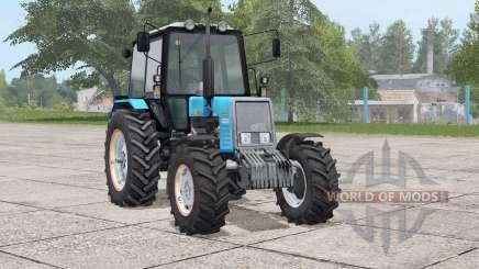 МТЗ-820.2 Беларус〡опция консоли погрузчика для Farming Simulator 2017