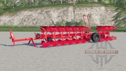 Kuhn Vari-Challenger для Farming Simulator 2017