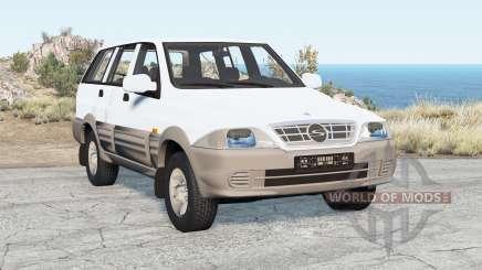 SsangYong Musso (FJ) 1998 для BeamNG Drive