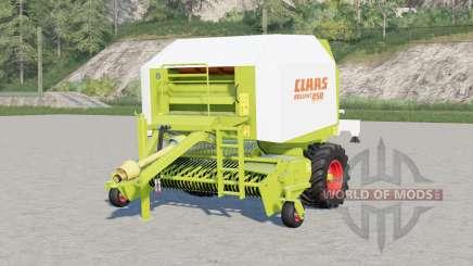 Claas Rollant 250 RotoCut〡color configurations для Farming Simulator 2017