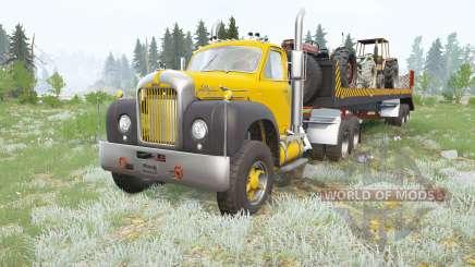 Mack B61 v1.01 для MudRunner
