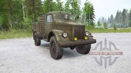 GAZ-63 для MudRunner