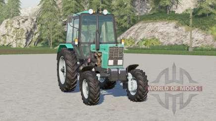 МТЗ-82.1 Белꭤрус для Farming Simulator 2017