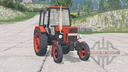 МТЗ-80 Беларɏс для Farming Simulator 2015