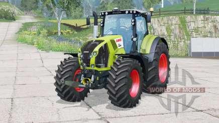 Claas Axioꞃ 850 для Farming Simulator 2015
