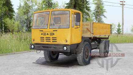 КАЗ-4540 Колхида v1.3 для Spin Tires