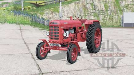 Universal 650〡with or without cab для Farming Simulator 2015