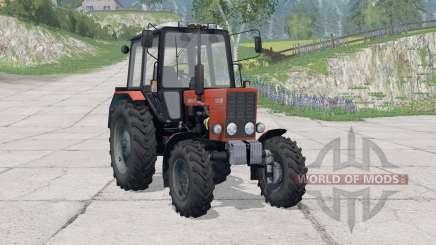 МТЗ-82.1 Белаꝑус для Farming Simulator 2015