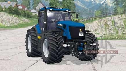 JCB Fastrac 8310〡dust from the wheels для Farming Simulator 2015