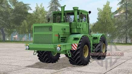 Кировец К-701〡доступен выбор цвета для Farming Simulator 2017