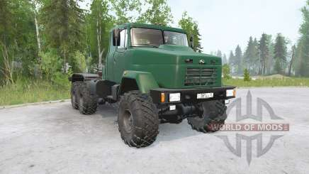 КрАЗ-6446 для MudRunner