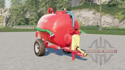 Meprozet PN-20 для Farming Simulator 2017
