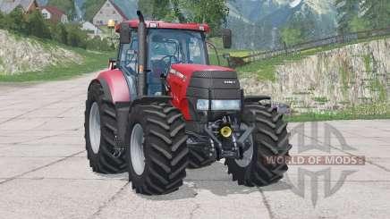 Case IH Puma 200 CVҲ для Farming Simulator 2015